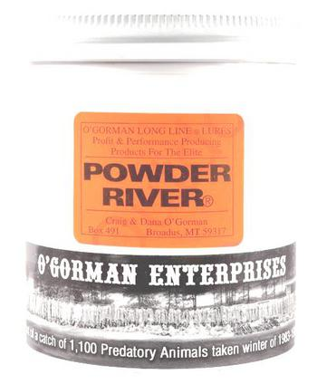 O'Gorman Powder River Paste Bait #Ogormans2